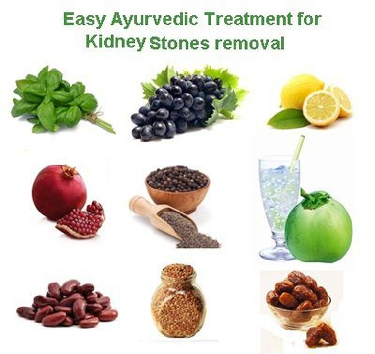 Food To Remove Kidney Stone