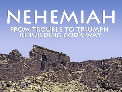 nehemiahs leadership skills Nehemiah certainly demonstrated his ability to see farther, more, and before  others when he conceived a plan to rebuild the walls of jerusalem a true leader  not.